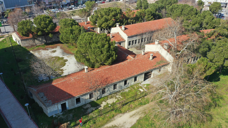Denizli Endüstri Meslek Lisesi binasının Denizli Kent Müzesine ile ilgili görsel sonucu