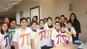 Denizli Uğur Okulları'ndan Pi Günü'ne Özel Etkinlik