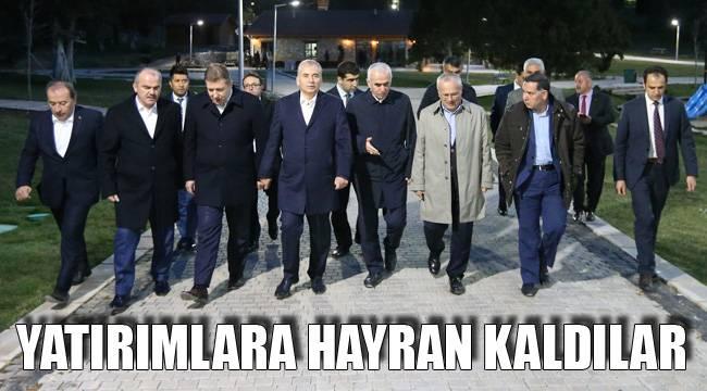 YATIRIMLARA HAYRAN KALDILAR