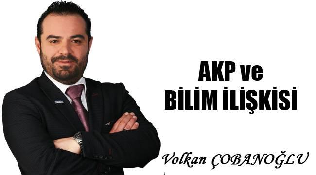 AKP ve BİLİM İLİŞKİSİ