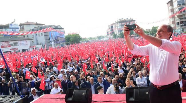 DENİZLİ'DE İNCE COŞKUSU