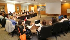 Online Pazarlama Stratejileri Eğitimi verildi