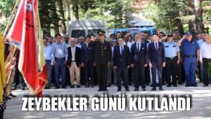 TAVAS'TA ZEYBEKLER GÜNÜ KUTLANIYOR