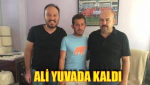 ALİ YUVADA KALDI