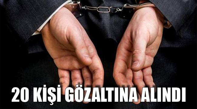 DENİZLİ'DE FETÖ/PDY OPERASYONLARI SÜRÜYOR