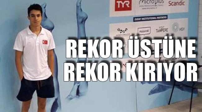 REKOR ÜSTÜNE REKOR KIRIYOR