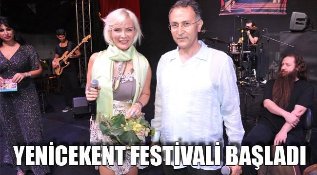YENİCEKENT FESTİVALİ BAŞLADI