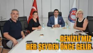 DENİZLİ'MİZ HER ŞEYDEN ÖNCE GELİR