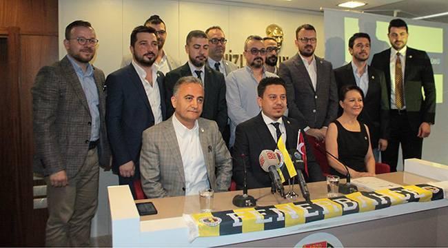 Fenerbahçe Spor Kulübü Denizli Şubesi Yönetimi istifa etti