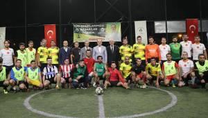 8. Futbol şölenin de heyecan başladı