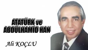 Atatürk ve Abdülhamid han