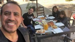 Haluk Levent'ten hayranına kahvaltı sürprizi
