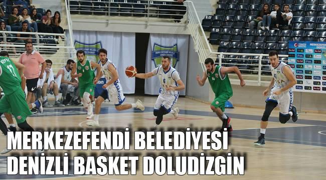 Merkezefendi Belediyesi Denizli Basket doludizgin