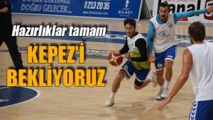 Merkezefendi Belediyesi Denizli Basket'ten son prova