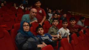 Vizyon filmler artık Sarayköy'de
