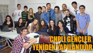 CHP'li gençler yeniden yapılanıyor