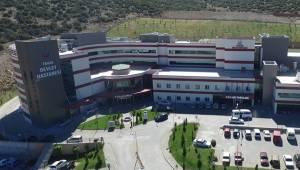 Göğüs Hastalıkları Polikliniği hizmete açıldı.