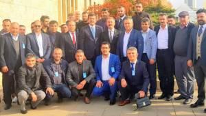 Öztürk Ankara'da