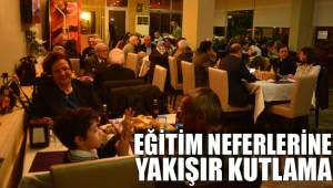 Sarayköy'de Eğitim Neferlerine Yakışır Kutlama
