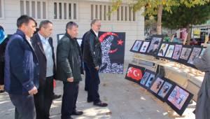Tavas'ta Atatürk Sergisi'ne Yoğun İlgi