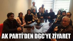 AK Parti'den DGC'ye ziyaret