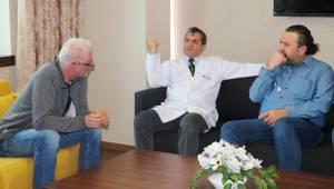 Avusturyalı Heyetten Tekden Hastanesi'ne Övgü
