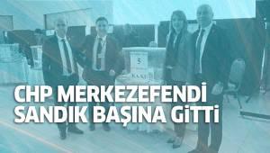 CHP MERKEZEFENDİ'DE DEMOKRASİ ŞÖLENİ
