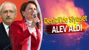 Denizli'de siyaset alev aldı