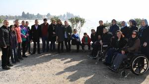 Engelliler Günü Pamukkale'de Farklı Yaşandı