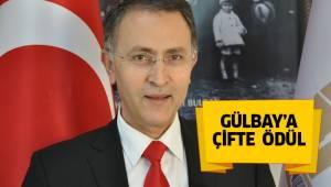 Gülbay'a çifte ödül
