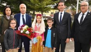Vali Karahan Çameli'de