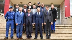 Vali Karahan'dan Acıpayam çıkarması