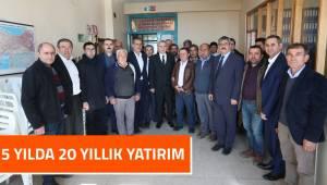 Başkan Osman Zolan :