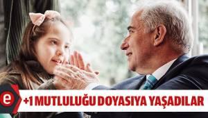 Başkan Osman Zolan, özel çocuklarla bir araya geldi