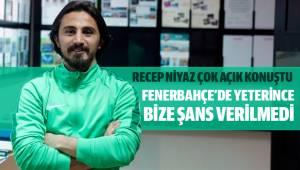"""""""Fenerbahçe'deki her genç oyuncunun yaşadığı hazin sonu ben de yaşadım"""""""