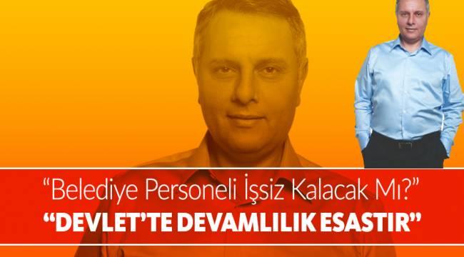 """""""FERMAN YAZMAYA DEĞİL, DERMAN OLMAYA GELİYORUZ"""""""