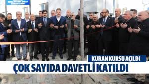 PAMUKKALE BELEDİYESİ'NDEN GÖKPINAR'A KUR'AN KURSU