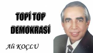 Topi top demokrasi