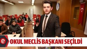 Türkiye'de bir ilk olan projede 4. Başkan göreve geldi…