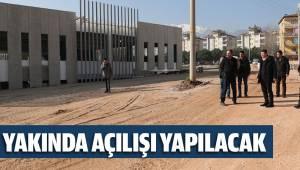 """Başkan Subaşıoğlu: """"Barbaros Çarşamba pazarımızın açılışını gerçekleştireceğiz"""""""