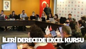 DENİB AKADEMİ İleri Düzey Excel Uygulamaları Eğitimi