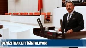 DENİZLİ HAK ETTİĞİNİ ALIYOR!