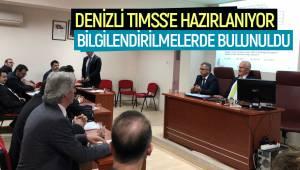 DENİZLİ TIMSS'E HAZIRLANIYOR