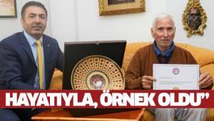 DTO Başkanı Erdoğan'dan Alpat için taziye mesajı: