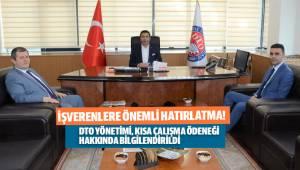 İŞKUR İl Müdürü Işık'tan, İŞVERENLERE ÖNEMLİ HATIRLATMA!