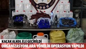 ORGANİZASYONLARA YÖNELİK OPERASYON YAPILDI