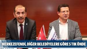 SMMMO Başkanı Yavaş'tan Başkan Subaşıoğlu'na övgü
