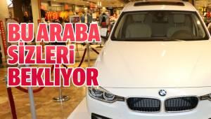 125 TL alışverişe BMW 318i Sedan kazanma şansı