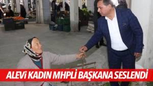 ADALETİN TEMSİLCİSİ SEN OLDUN BAŞKAN