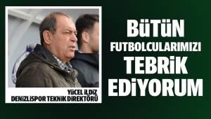 AFJET AFYONSPOR - ABALI DENİZLİSPOR MAÇININ ARDINDAN